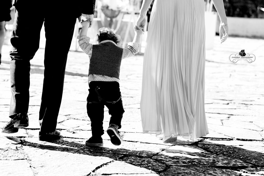 Corfu Destination baptism Photography